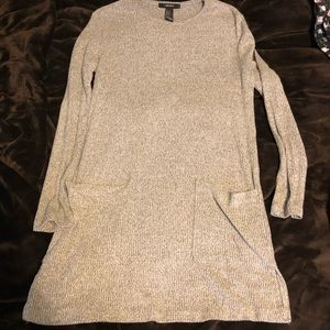 Forever 21 Small Sweater Dress